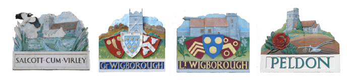 Winstred Hundred parish-signs