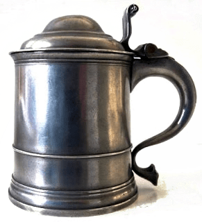 pewter-pot