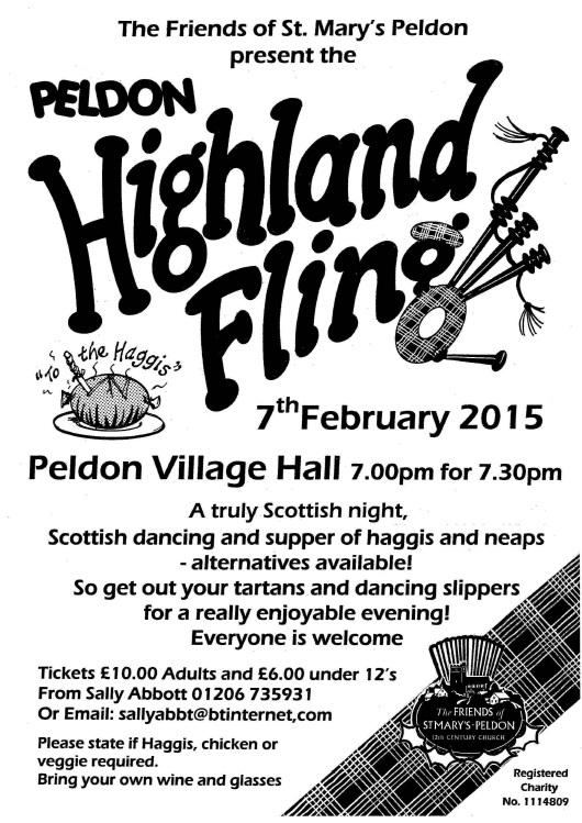 highland fling 2015
