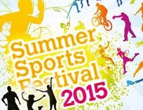 Summer Sports Poster