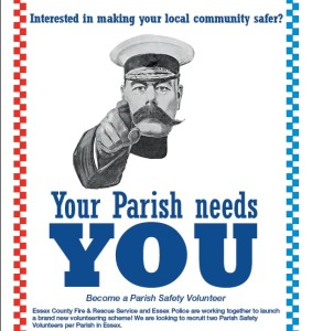 Parish Safety Volunteer