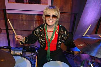 Crissy Lee, Jazz and R&B drummer