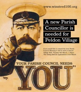 New Parish Councillor Sought for Peldon