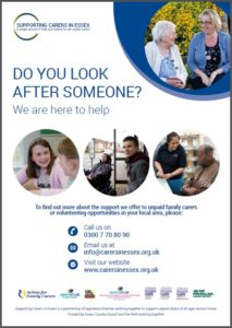 Supporting Carers