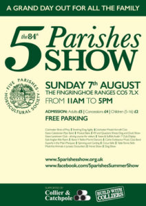 84th-Five-Parishes-Show