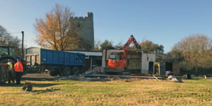 demolition-of-peldon-village-hall