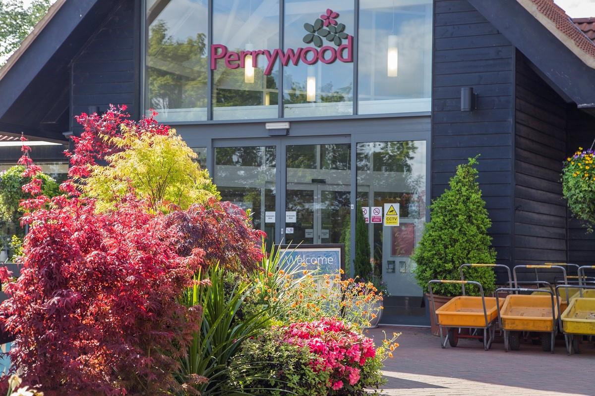 Garden Centre: Perrywood Garden Centre