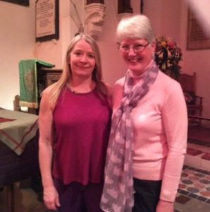 Lucy Allen & Lorraine Davies