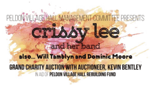 Crissy Lee and other acts on 1st July 2017