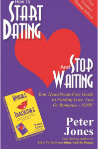 Book Cover - How to Start Dating & Stop Waiting