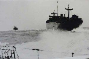 WW2 Arctic Convoy