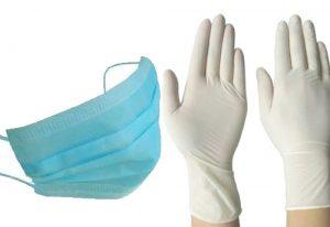 Gloves & Masks PPE